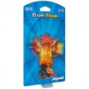 Figurina - Razboinic Inflacarat Playmobil