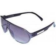 Alison Shield Sunglasses(Violet)