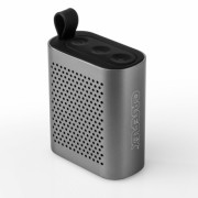 Boxa Portabila Caseflex Wireless Mini Bluetooth - Gunmetal