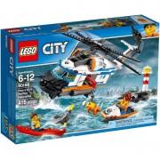 Lego city elicottero della guardia costiera