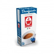 Capsule cafea TIZIANO BONINI decof, compatibile NESPRESSO, 10 buc.