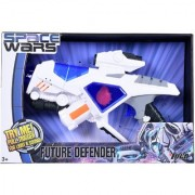 Space Wars SeriesPlanet Of Toys Space Gun 29Cms (Led Lights And Sound)