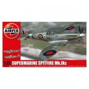 KIT AEROMODELE AIRFIX 02065A AVION SUPERMARINE SPITFIRE MKIXC SCARA 1:72