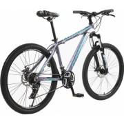 Bicicleta Mountain Bike cadru aluminiu roti 26 inch 21 viteze schimbator Shimano suspensii pe furca frane pe disc Phoenix