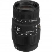 Sigma 70-300mm f/4-5.6 DG MACRO para Sony