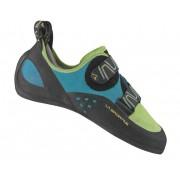 La Sportiva Katana - Scarpette da arrampicata - unisex - Green/Blue