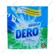 Dero Ozon Detergent automat Roua Muntelui, 3 spalari, 300 g