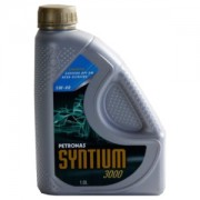 Petronas SYNTIUM 3000 5W-40 1 liter doos