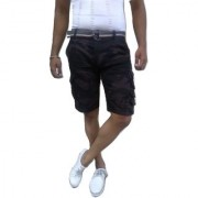 Timbre Cargo Shorts with 9 Pockets Camouflage Shorts for Men Boys