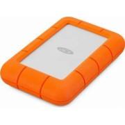 HDD extern LaCie Rugged Mini 4TB USB 3.0 2.5inch portocaliu