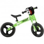 Dino Bikes Balance Bike Runner Green DINO356002