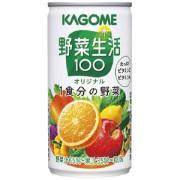 《ハロートーク》 〈カゴメ〉野菜生活100オリジナル 190g×30缶