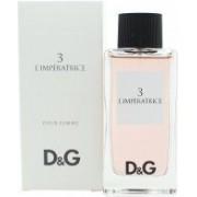 Dolce&Gabbana G 3 L'Imperatrice Eau De Toilette 100ml Vaporizador