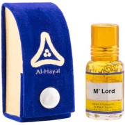 Al-Hayat - M' Lord - Concentrated Perfume - 12 ml