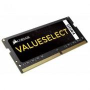 Corsair Pamięć RAM CORSAIR Value Select 4GB DDR4 SODIMM 2133MHz C15 CMSO4GX4M1A2133C15