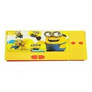 Kiku Gadget Kids Multi Purpose Pencil Box (Mn)