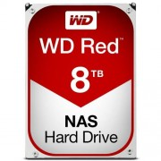 Western Digital WD Red 8TB SATA3 NAS Disco Duro interno 3.5""