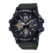 Casio G-SHOCK MASTER OF G MUDMASTER Montre GSG-100-1A3 - Noir et Or
