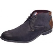 Gabicci PERRY CHUKKA BOOT Casuals For Men(Navy)