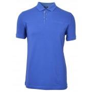 Spazio Snehna Polo Short Sleeved Shirt Royal Blue 3186