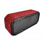 Divoom Voombox Outdoor 2.gen bluetooth hangszóró és kihangosító 15W (NFC, IPX44), piros