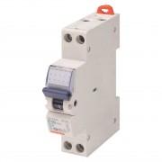 Intrerupator automat 1P+N 4.5kA C 1 modul GEWISS