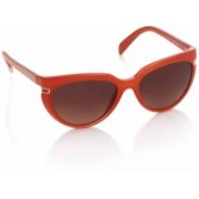 Fendi Cat-eye Sunglasses(Brown)