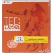 Video Delta Nugent,Ted - Box Set Series - CD