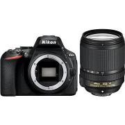Nikon D5600 + 18-140mm F3,5-5,6 VR