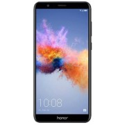 "Telefon Mobil Huawei Honor 7X, Procesor Octa-Core 2.36GHz / 1.7GHz, IPS LCD Capacitive touchscreen 5.93"", 4GB RAM, 64GB Flash, Camera Duala 16+2MP, Wi-Fi, 4G, Dual Sim, Android (Negru) + Cartela SIM Orange PrePay, 6 euro credit, 6 GB internet 4G, 2,000 mi"