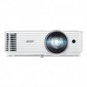 Acer S1386WHN videoproyector 3600 lúmenes ANSI DLP WXGA (1280x800) 3D Proyector instalado en el techo Blanco