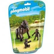 Комплект Плеймобил 6639 - Горила с малки - Playmobil, 291191