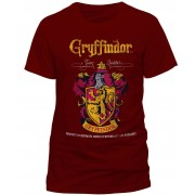 CID Harry Potter - Gryffindor Quidditch T-Shirt Red