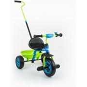 Milly Mally Turbo Dreirad, Blau/Grün