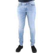 Jack&Jones; Jeans Liam am792 ljusblå