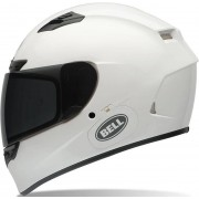 Bell Qualifier DLX Casco Blanco XS
