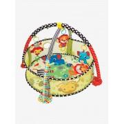 INFANTINO Parque-tapete de jogos com 20 bolas às cores, da INFANTINO verde medio estampado