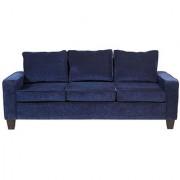 Gioteak Guilt 3 seater sofa blue color