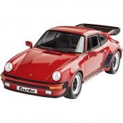 Revell 07179 Porsche 911 Turbo Model automobila za sastavljanje 1:25