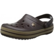 Crocs Men Brown Clogs