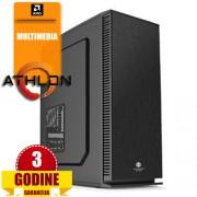 Altos Data +, AMD Athlon 200GE/4GB/HDD 1TB/Radeon Vega 3/DVD