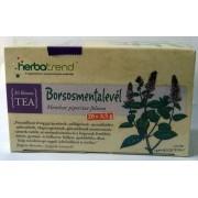 Herbatrend borsosmentalevél filteres tea, 20 filter