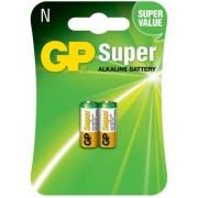Baterii Alkaline LR1 2 buc/blister GP