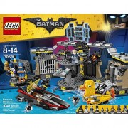 Lego batman movie - scasso alla bat-caverna