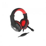 NATEC S?uchawki dla graczy Genesis Argon 110 z mikrofonem czarno-czerwone