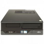 Calculator FUJITSU SIEMENS E400 SFF, Intel Core i3-2120 3.3 GHz, 4 GB DDR 3, 500GB SATA, DVD-RW