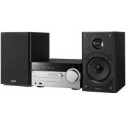 Sony CMT-SX7B - Microset - Zwart