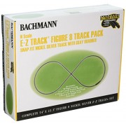 Bachmann Figure 8 E-Z Track Pack - N Scale Train
