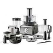 Eveready FPM1000 1000 W Food Processor(Black, Silver)