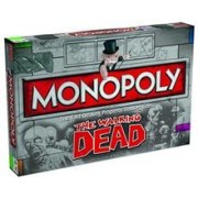 The Walking Dead Board Game Monopoly *Versiune in Limba Engleza*